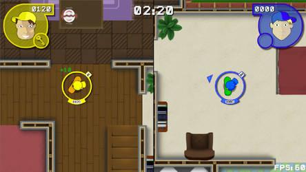 'Lost' In-game screen shot by effete-denizen