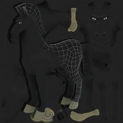 Look at my horse by effete-denizen