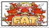 Fat Princess Stamp by RaisloverSakura