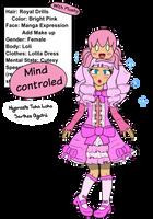 CYOE T9 Loli Mind Controlled by unit1138
