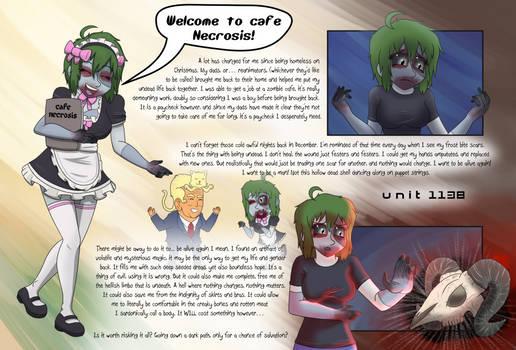 Zombie Maid Cafe!! TG!