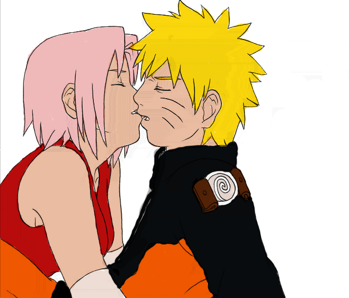 Naruto X Sakura by Eurekax9