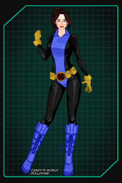 Shadowcat - X-Men Evolution by ZoombieGrrll on DeviantArt