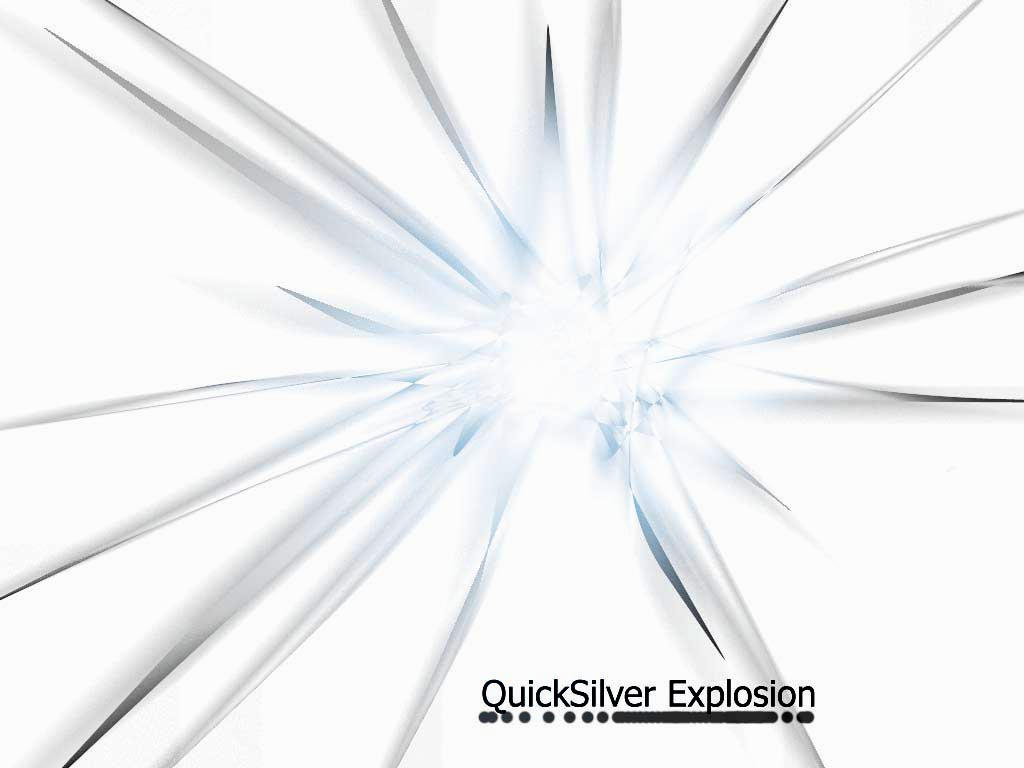 QuickSilver Explosion by aquak