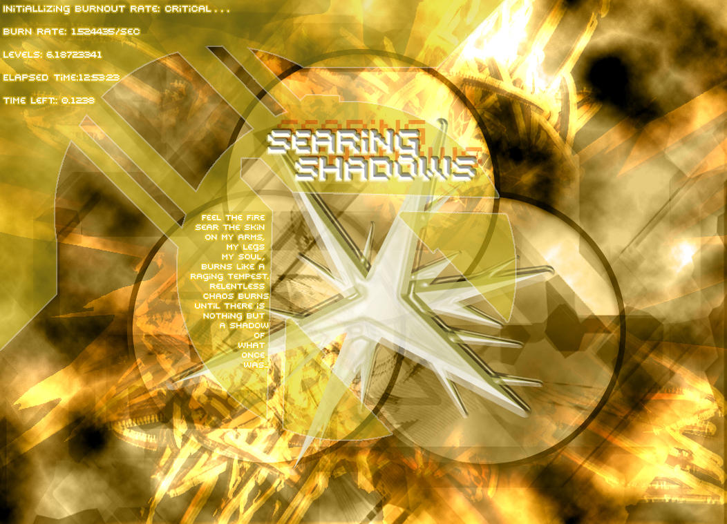 Searing Shadows v1 by aquak