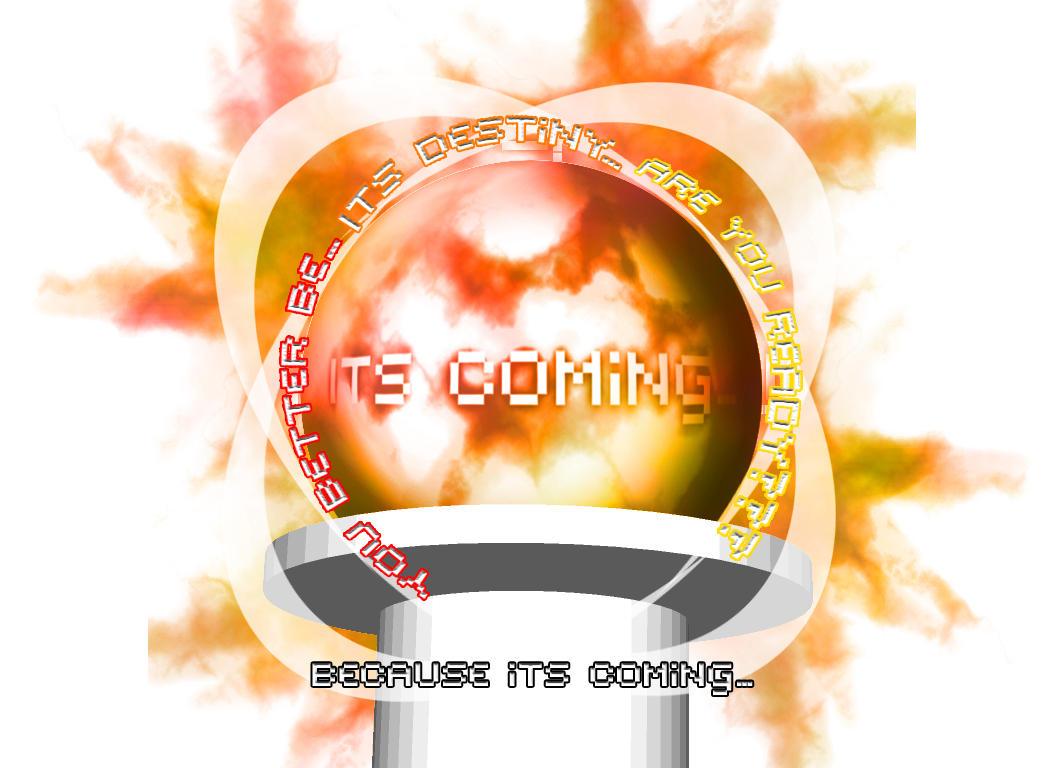 Its Coming adddramaticmusic by aquak