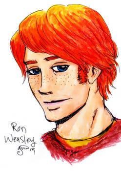 HBP - Ronald Weasley