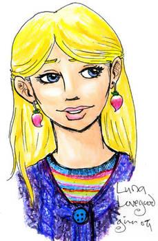 HBP - Luna Lovegood