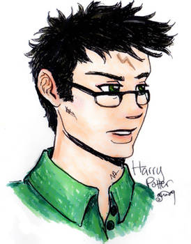 HBP - Harry Potter