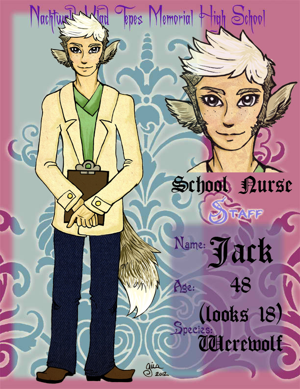 Jakob Everett Weiss - Nachtwald by evafortuna