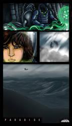 Prometheus 2 Paradise Artwork By Orign by futprntsworkshop