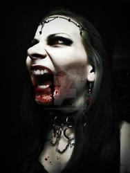 Vampire Queen by DavidDarkheartKing