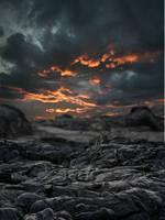Wasteland Premade Background