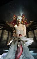 Angel of Famine by DavidDarkheartKing