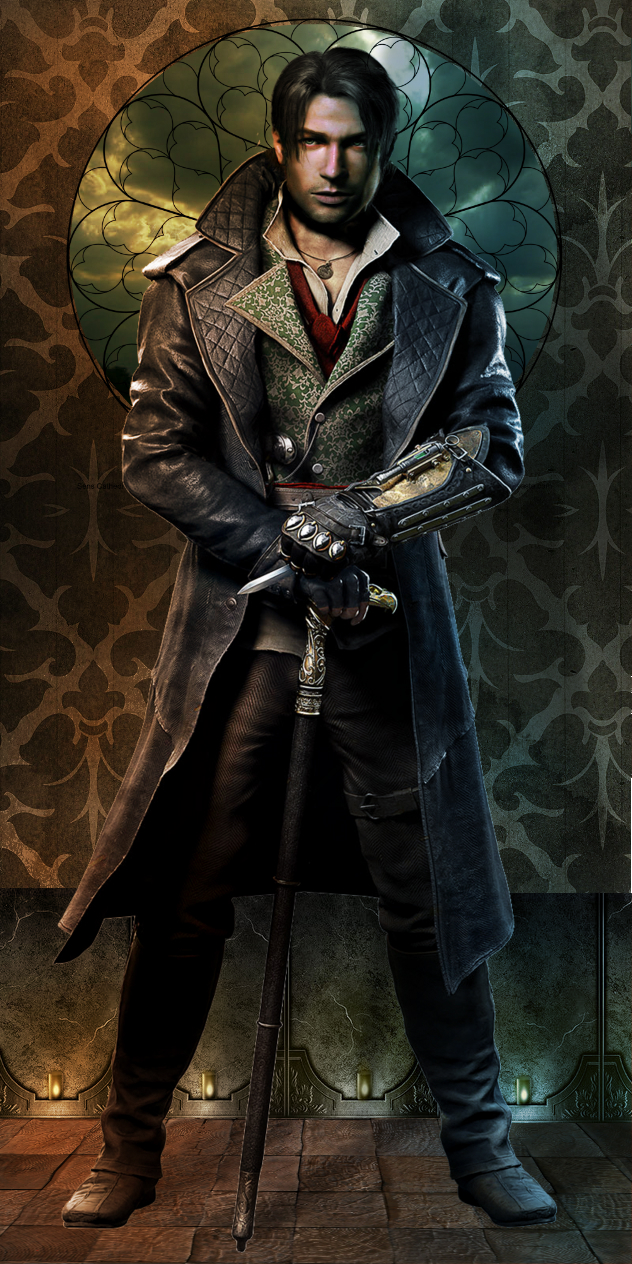 Assassin's Creed Syndicate- David King II by DavidDarkheartKing