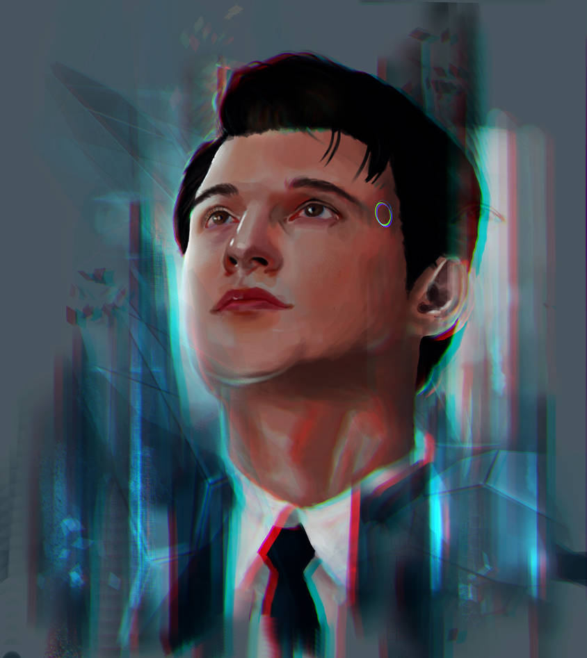 Detroit: Become Human: Connor
