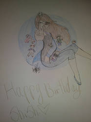 Happy (Late) Birthday ShiShi!