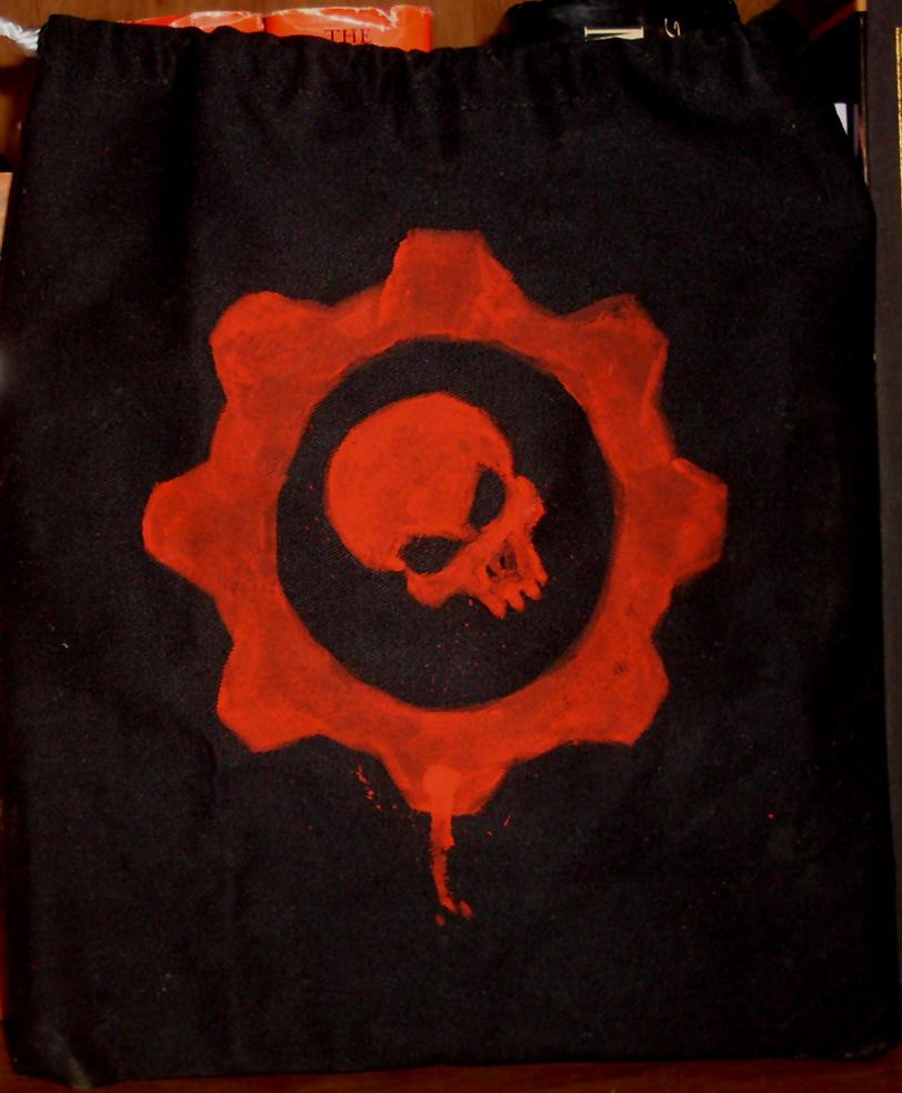Gear of War pouch by Blackwolfe