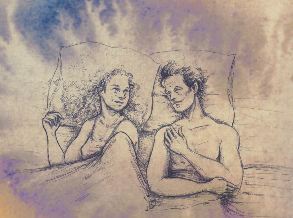 Dans le lit. by Radiolaire