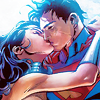 superman/wonder woman icon by TouchofMink2