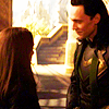 Loki and Jane Icon by TouchofMink2