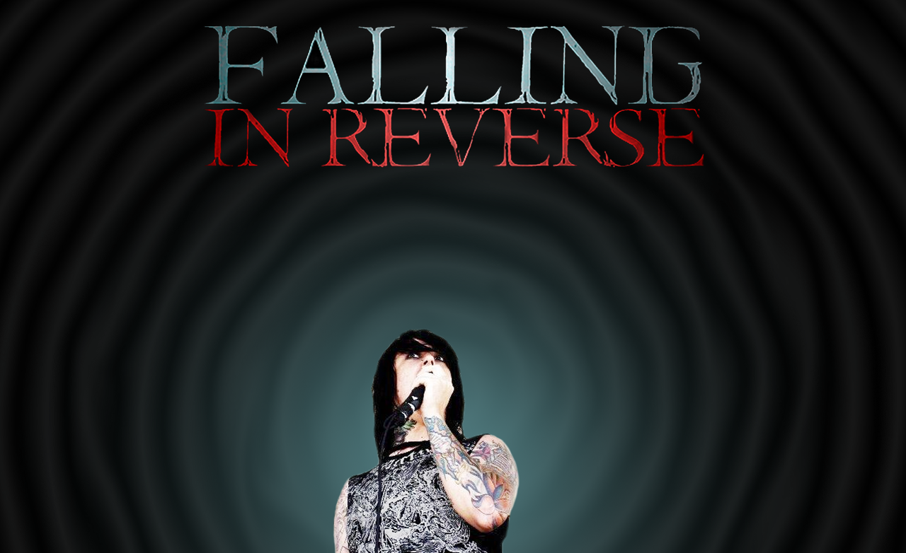 the death of falling in reverse -falling in reverse, pick up the phone death do us part i thought you would never go straight for my heart i'm falling faster, fade to black.