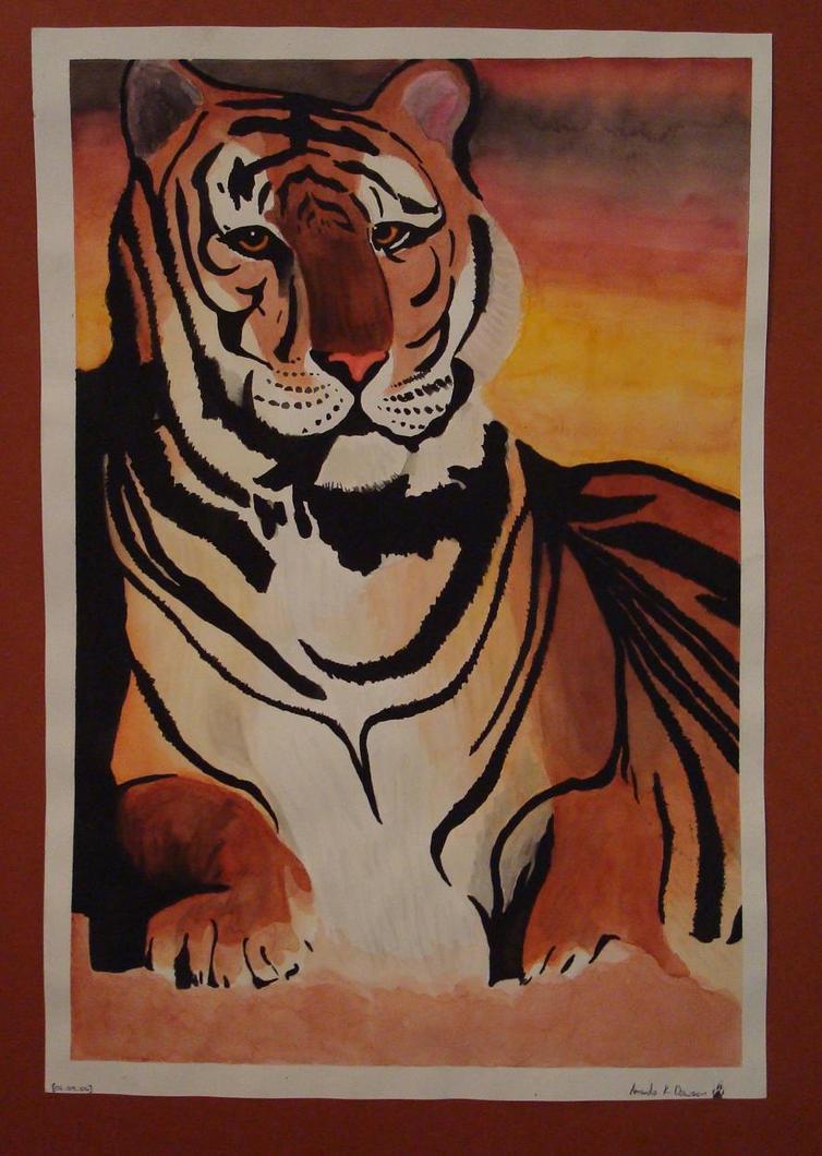Tiger, Tiger by Ashtara