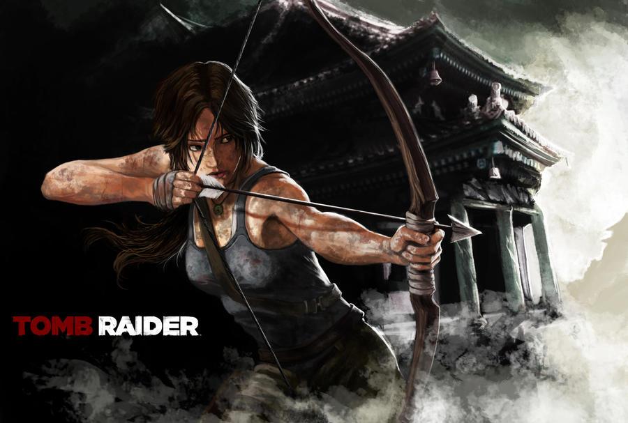 Tomb Raider by Babilon1981
