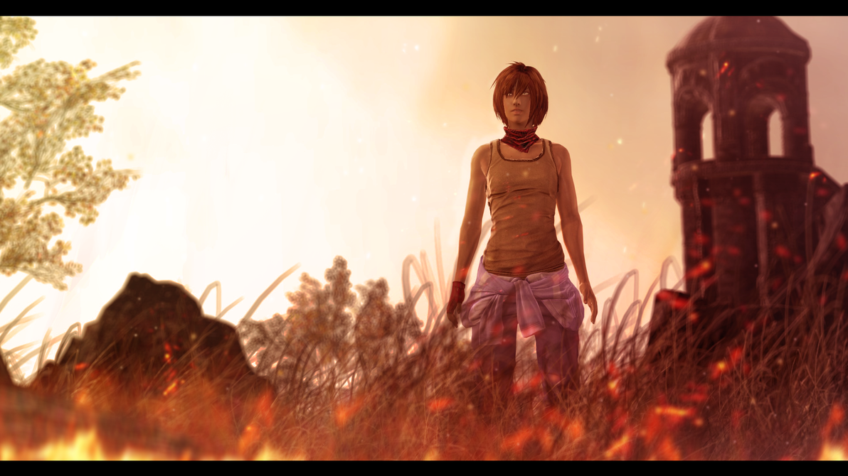 fields are burning by annethyl