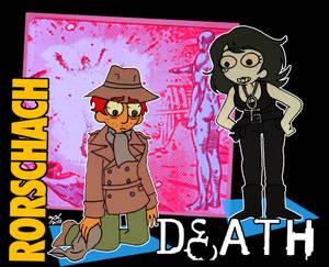 DC Deaths: Rorschach