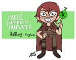 Paele 'Pumpkin' Palewater