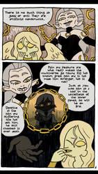 The Heart of Loviatar page 3 by Zal001