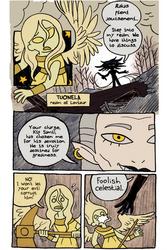 The Heart of Loviatar page 2 by Zal001