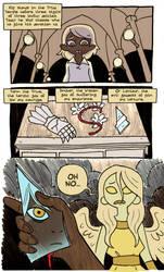 The Heart of Loviatar page 1 by Zal001