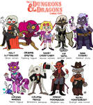 My DnD characters (2015-2019)