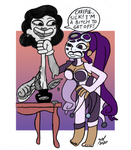 Betty and Silk