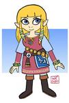 Skyward Zelda