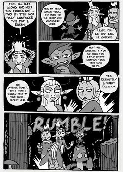 All Hail the Queen, page 16