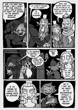 All Hail the Queen, page 18