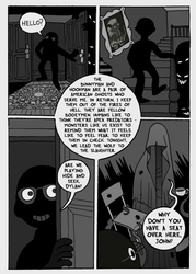 Here Comes the Bogeyman, page 3