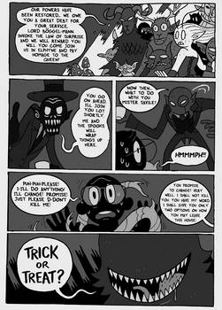 Here Comes the Bogeyman, page 9