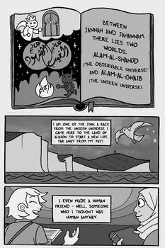 Escapism, page 1
