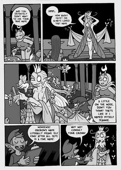 Escapism, page 4