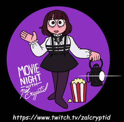 Movie Night with Zal Cryptid