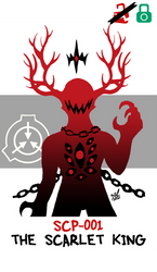 SCP-001 (the Scarlet King)