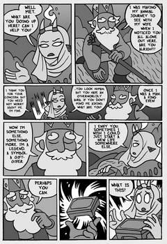Escapism, page 28