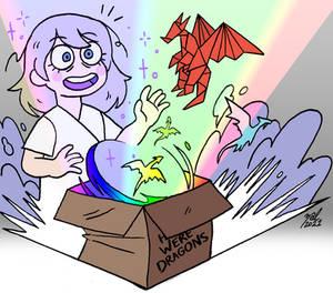 The Dragons Return