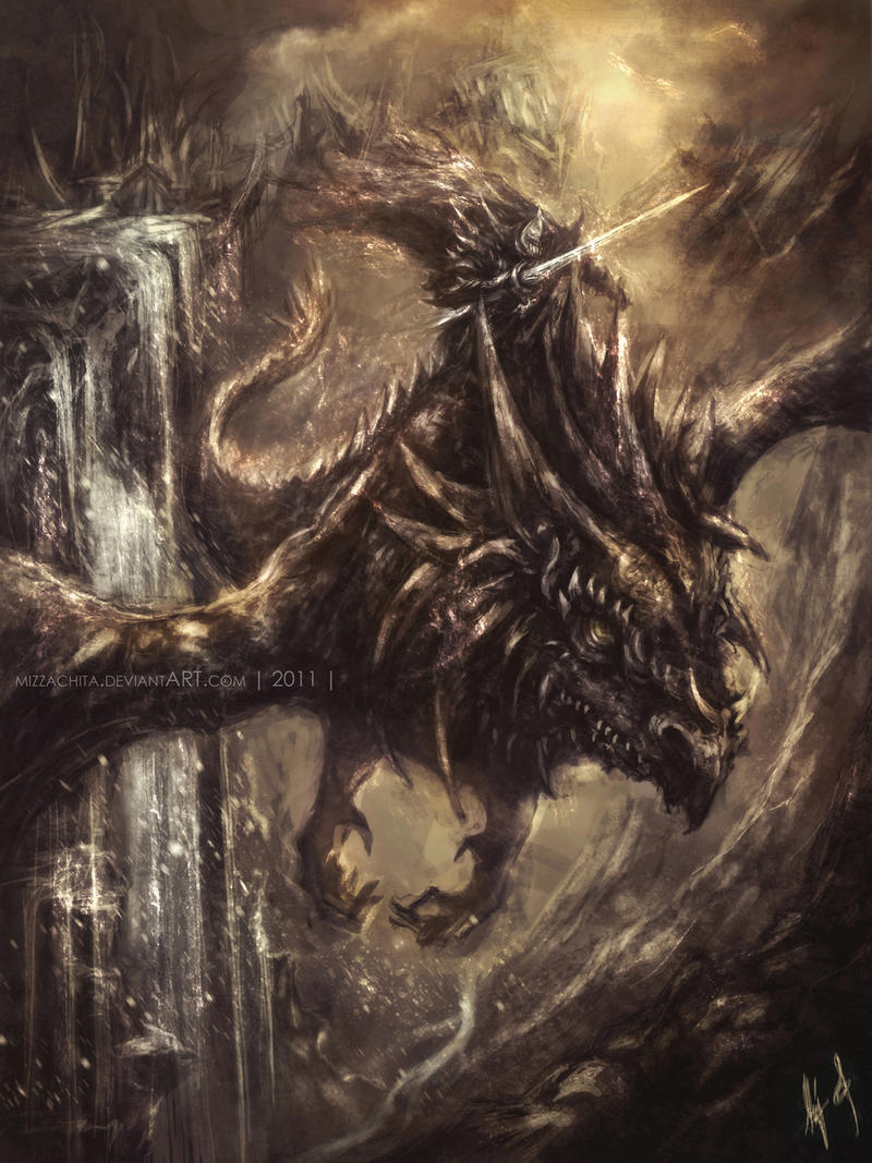 DragonLord by mizzachita