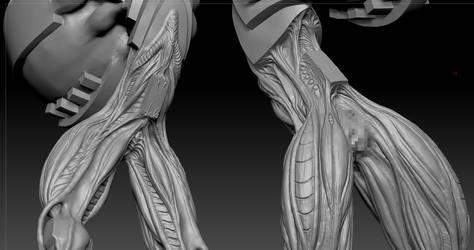 highpoly sculpt 01