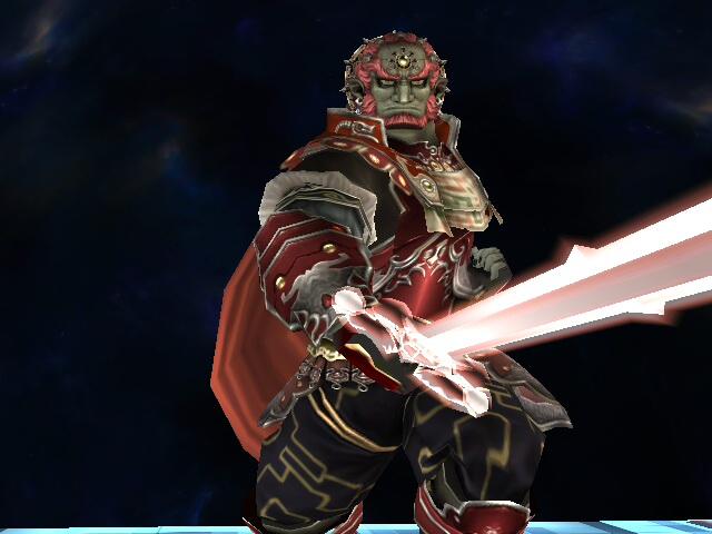 Ganondorf S Sword By Morphosxy3 On Deviantart